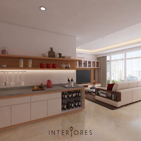 The Windsor:   by INTERIORES - Interior Consultant & Build
