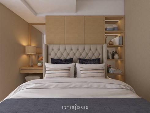 The Mansion – Kemayoran:   by INTERIORES - Interior Consultant & Build