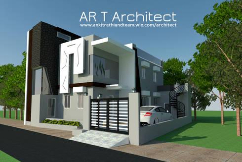 Rajput Bhawan:   by AR T Architect