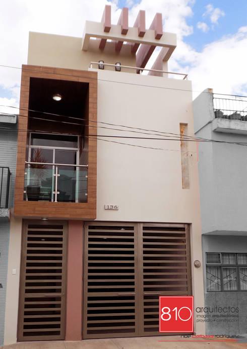 10 tips para remodelar la fachada de una casa de infonavit for Fachadas de casas modernas pequenas de infonavit