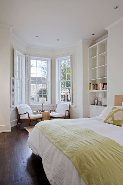 California Casual in Georgetown: modern Bedroom by FORMA Design Inc.