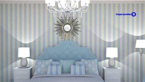 Classic bedroom: classic Bedroom by 'Design studio S-8'