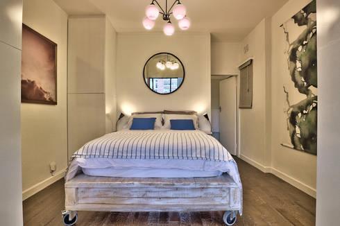 bedroom: industrial Bedroom by Studio Do Cabo