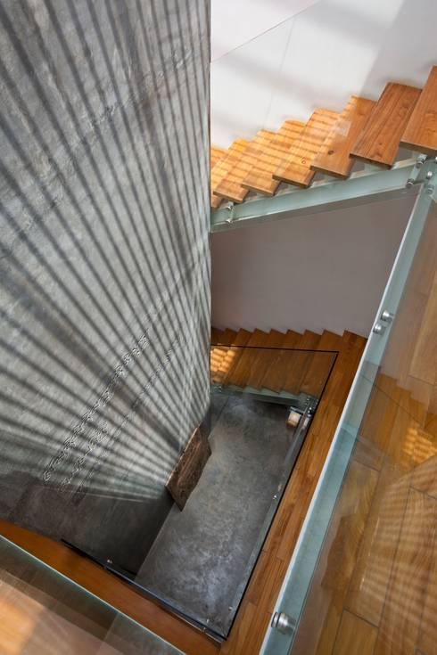 M11 House:  Hành lang by a21studĩo