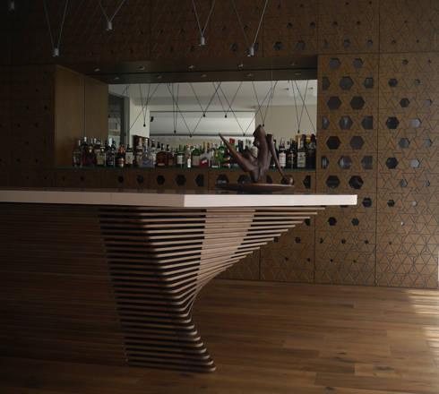 modern Spa by ENCODE STUDIO
