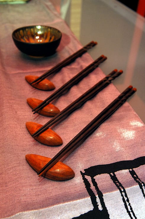 Chopstick:  Artwork by E&U