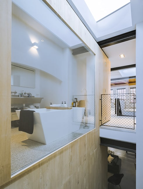 Kamar Mandi by EVA architecten