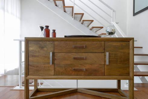 KASA: asian Living room by Marilen Styles