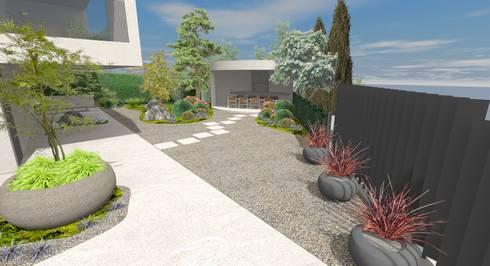 Perfekt Jardins Modernos Por Lifestyle U0026 More By Lyke Gschwend   Atelier Für Garten  U0026 Landschaftsdesign
