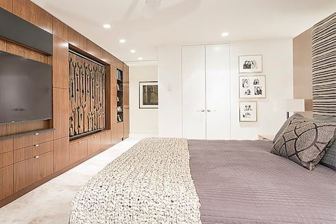 East 69th Street Apartment, NYC: classic Bedroom by BILLINKOFF ARCHITECTURE PLLC