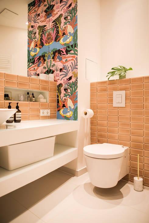 Bad:  Badezimmer von THE INNER HOUSE