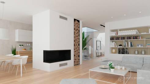 Proyecto de diseño interior para vivienda en Massarrojos, Valencia ...