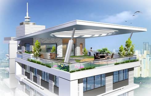Sky Villas,Mumbai:   by Prem Nath And Associates