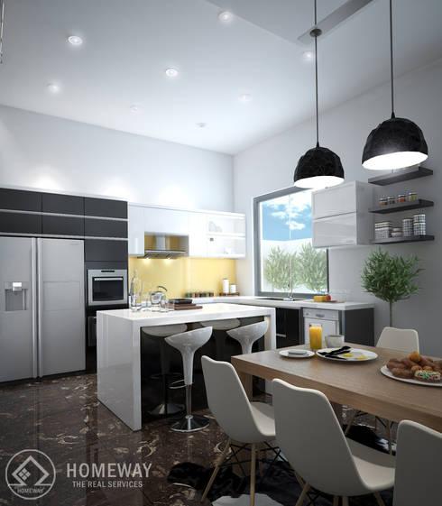 Phòng ăn:  Phòng ăn by HOMEWAY