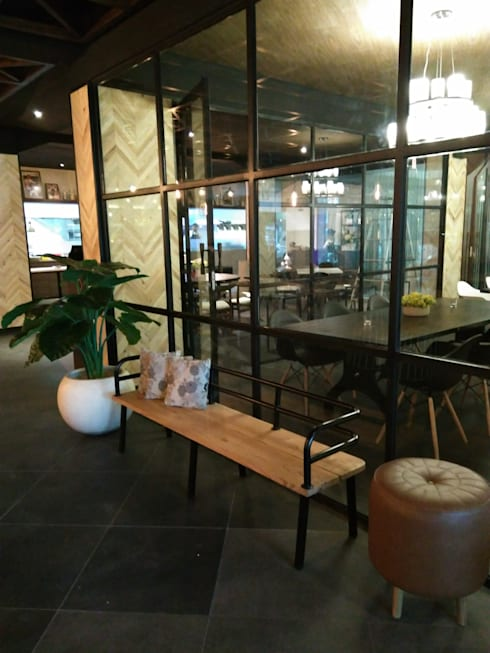"Restoran ""Trattoria"":  Restoran by samma design"