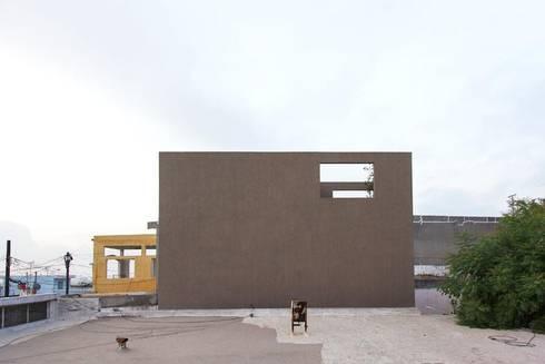Casa RM: Casas de estilo minimalista por ARKRAFT studio