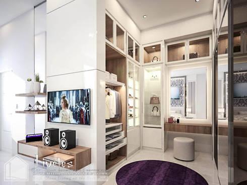 Parent Bedroom:  Kamar Tidur by PT Kreasi Cemerlang Abadi