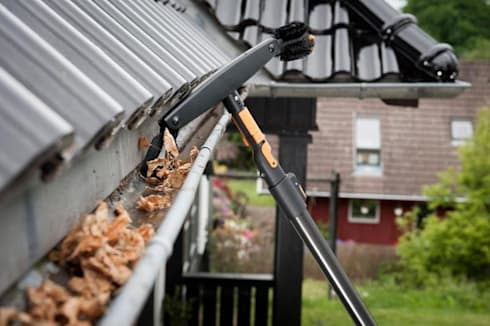 Gutter Cleaning:   by Durban Cleaning Services