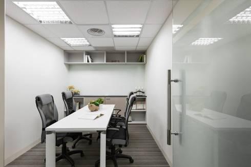 律師事務所:  商業空間 by 築川室內裝修設計有限公司