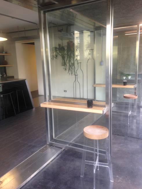 天晴設計事務所:  商業空間 by 四一室內裝修有限公司