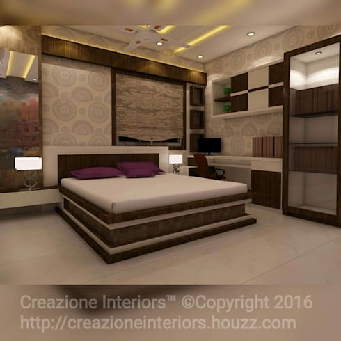 modern Kitchen by Creazione Interiors