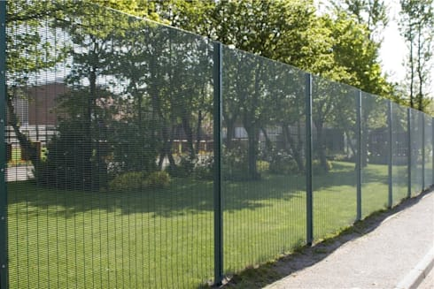 Reliable Security Fencing:   by Cape Town Fencing