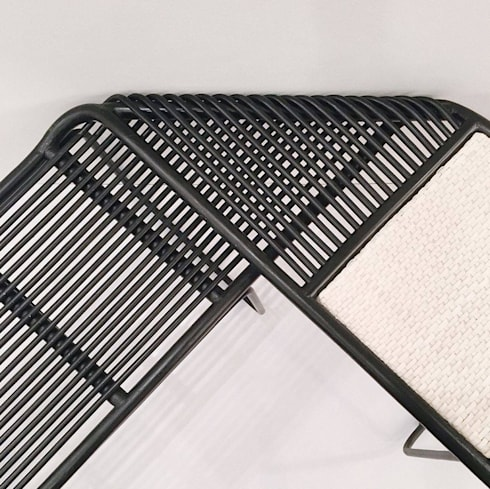 Luwes Rattan Bench: modern Living room by Kesan Mendalam Design Studio