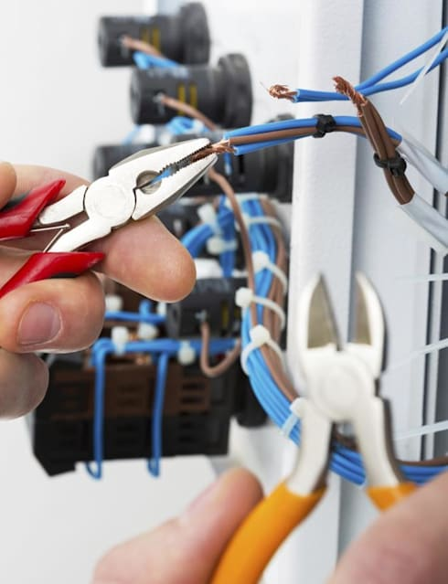 Electrical Cabling & Maintenance:   by Electricians Centurion