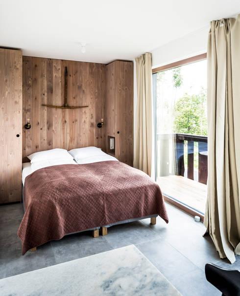 臥室 by COMMOD-Haus GmbH