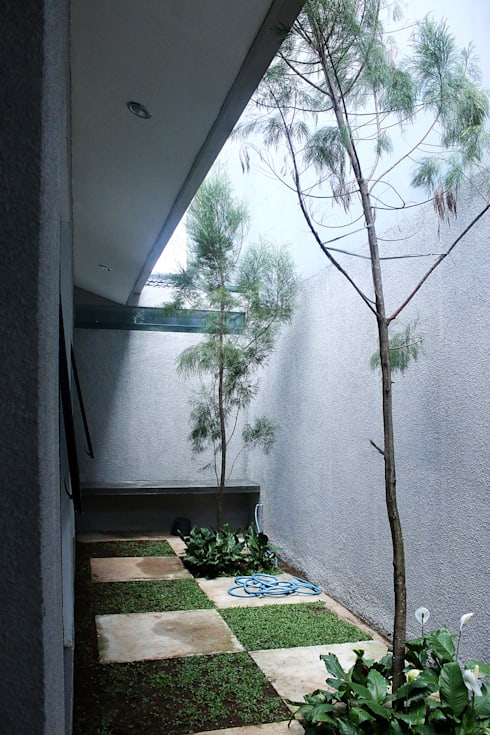 A + A House:   by Lukie Widya - LUWIST Spatial
