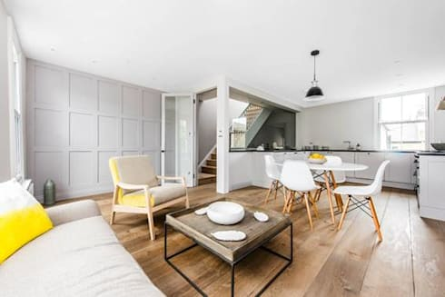 Kitchen:  Kitchen units by Maxmar Construction LTD