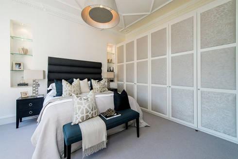 Drayton Gardens: modern Bedroom by Maxmar Construction LTD