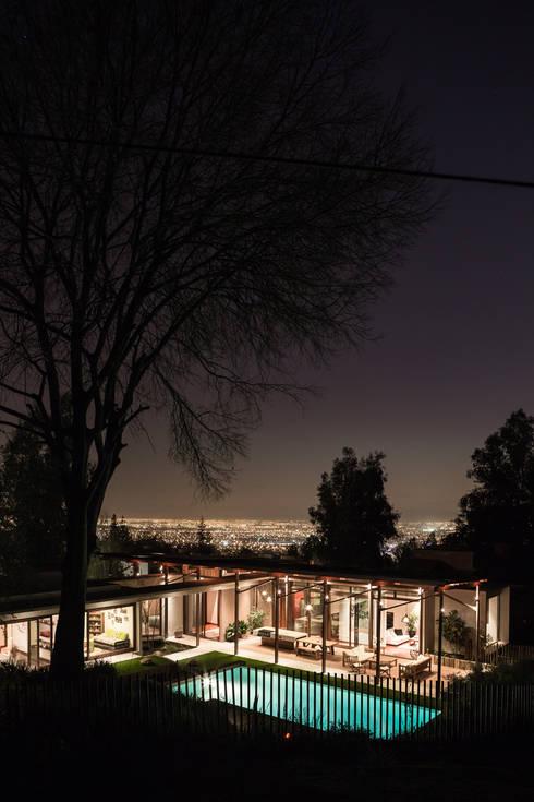 Casa Terraza: Casas unifamiliares de estilo  por Dx Arquitectos