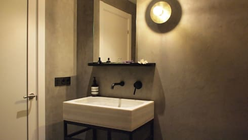 modern Bathroom by Soluvent Window Solutions