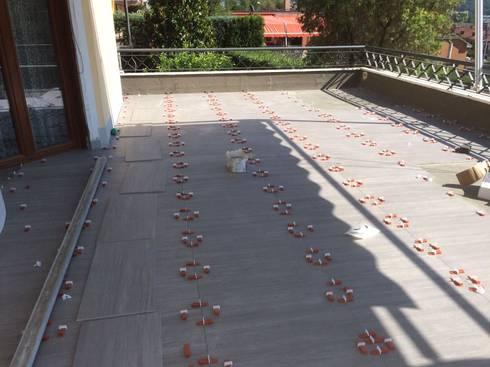 Pavimentazione terrazzo di I.C.M Maffei | homify