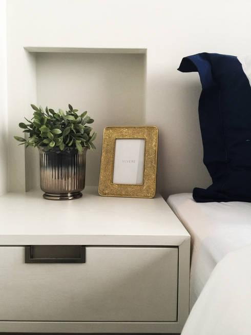Graha Natura Blok AA show unit: modern Bedroom by KOMA living interior design