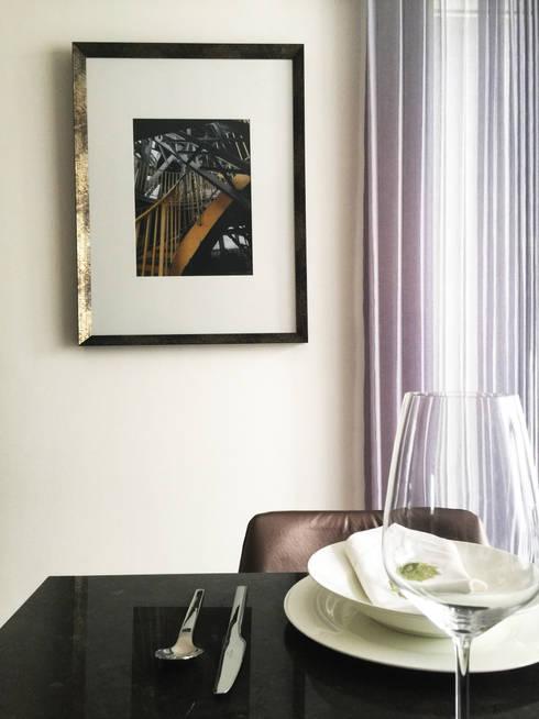 Graha Natura Blok AA show unit: modern Living room by KOMA living interior design