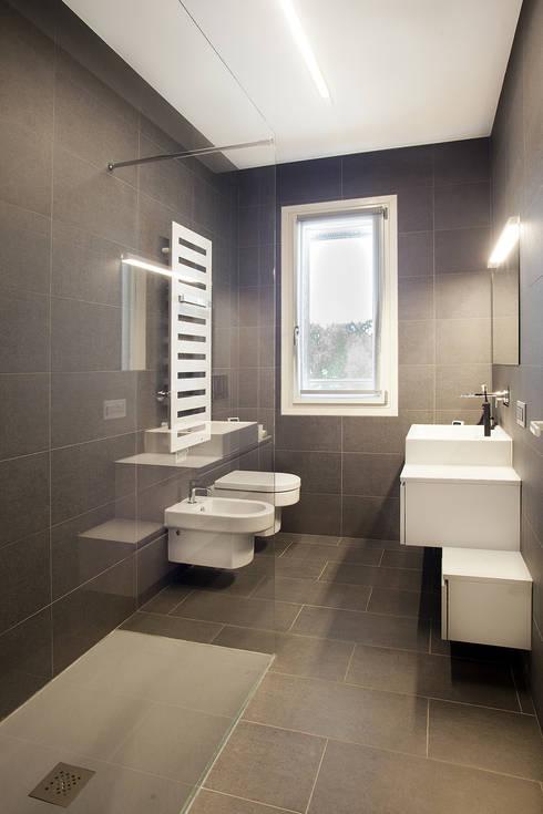 حمام تنفيذ Silvana Barbato, StudioAtelier