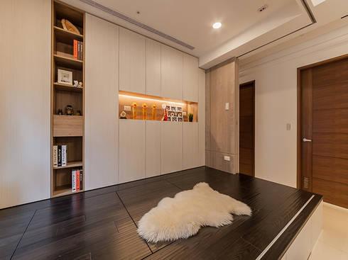 北歐風格美學新體驗:  書房/辦公室 by 好室佳室內設計