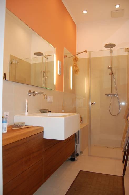 badezimmer altbau, badezimmer - altbau by minderjahn die badgestalter | homify, Badezimmer