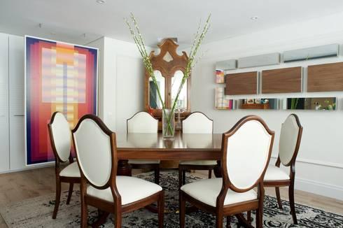 Comedor: Comedores de estilo  por Pic & Deco