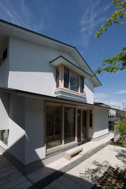 南戸塚の住居/House in Minamitotsuka: 平山教博空間設計事務所が手掛けた家です。