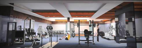 Planning: modern Gym by M/s GENESIS