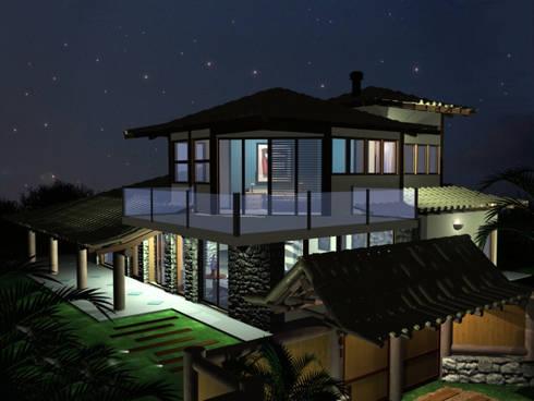 Planning: modern Houses by M/s GENESIS