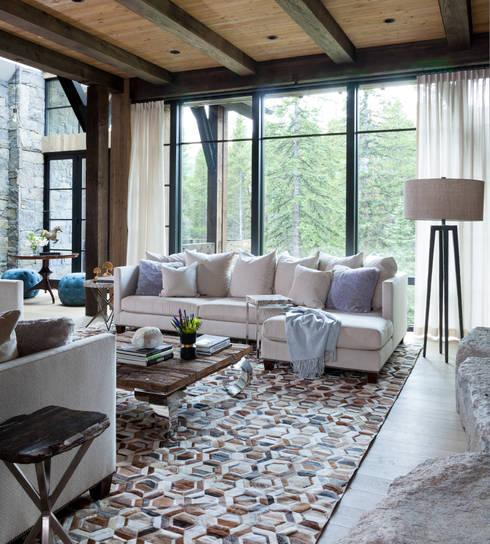 Гостиная в . Автор – Andrea Schumacher Interiors