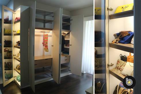 Payana Residence:  Kamar Tidur by BB Studio Designs