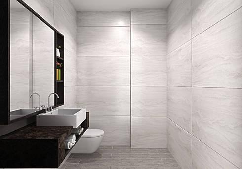 新建工程:  浴室 by 綠藝營造