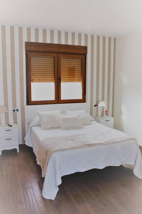 臥室 by mh11arquitectos