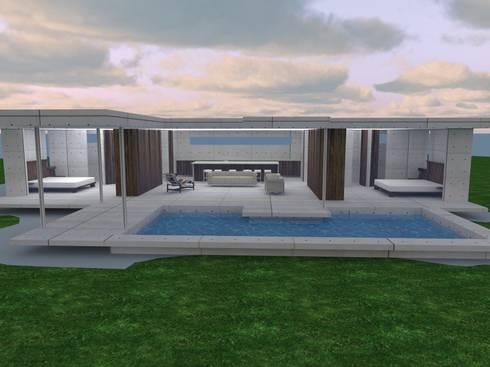 Dise o de casas en 3d de badich arquitectura y costrucci n - Diseno de casas 3d ...