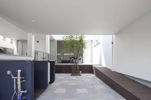 前田敦計画工房의  거실